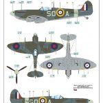 Eduard-82154-Spitfire-Mk.IIb-ProfiPACK-30-150x150 Spitfire Mk. IIb in 1:48 als ProfiPACK von Eduard #82154
