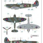 Eduard-82154-Spitfire-Mk.IIb-ProfiPACK-31-150x150 Spitfire Mk. IIb in 1:48 als ProfiPACK von Eduard #82154