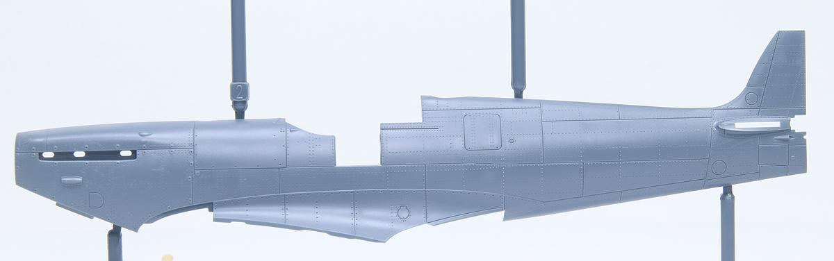 Eduard-82154-Spitfire-Mk.IIb-ProfiPACK-5 Spitfire Mk. IIb in 1:48 als ProfiPACK von Eduard #82154