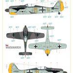 Eduard-84112-FW-190-A-3-WEEKEND-30-150x150 FW 190 A-3 in 1:48 als WEEKEND-kit von Eduard # 84112