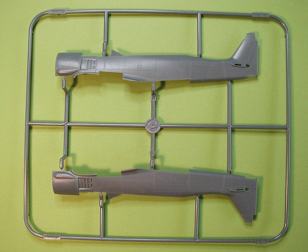 Eduard-84112-FW-190-A-3-WEEKEND-4 FW 190 A-3 in 1:48 als WEEKEND-kit von Eduard # 84112