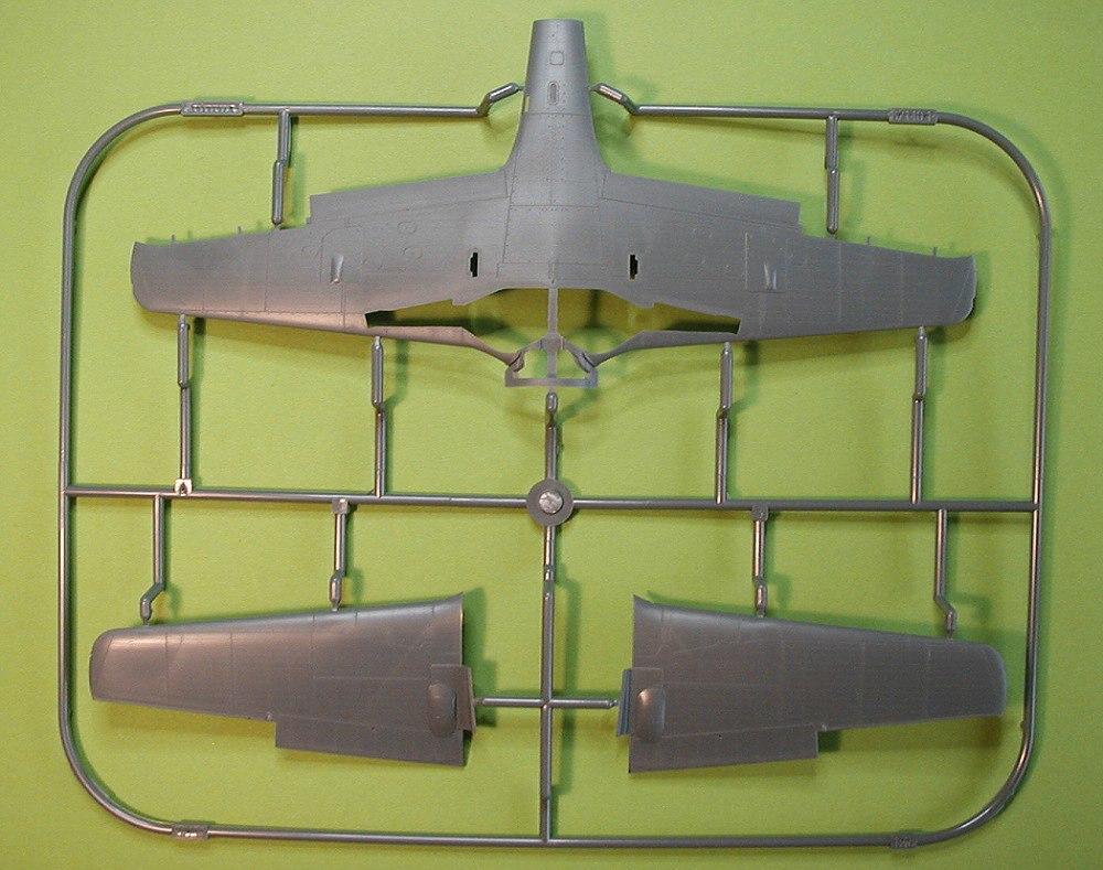 Eduard-84112-FW-190-A-3-WEEKEND-5 FW 190 A-3 in 1:48 als WEEKEND-kit von Eduard # 84112