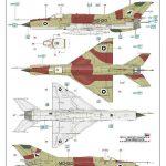 Eduard-84130-MiG-21-Bis-WEEKEND-17-150x150 MiG-21 Bis WEEKEND in 1:48 von Eduard #84130