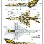 Eduard-84130-MiG-21-Bis-WEEKEND-19-150x150 MiG-21 Bis WEEKEND in 1:48 von Eduard #84130