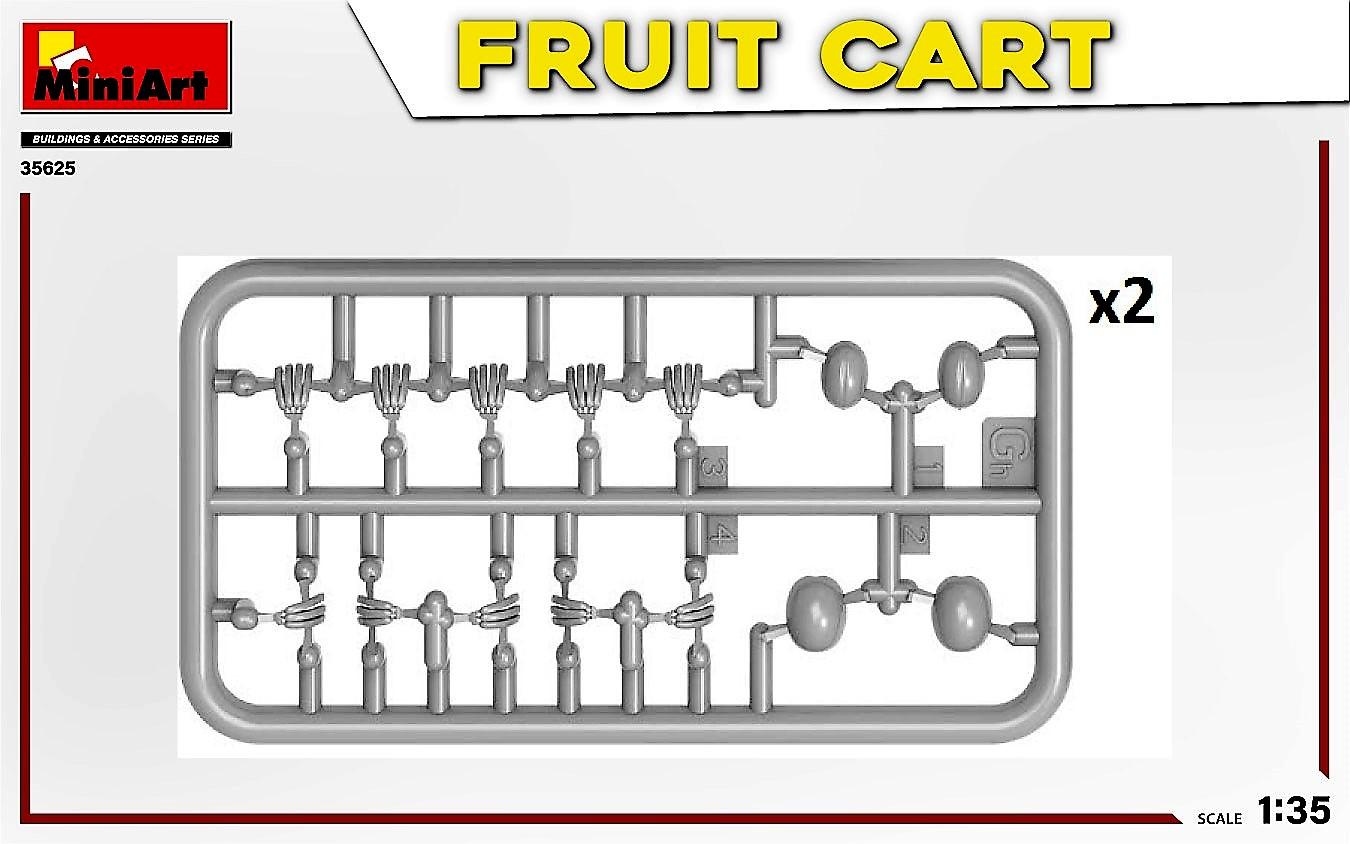 MIniArt-35625-FRuit-Cart-4-1 Demnächst erhältlich: Fruit Cart in 1:35 von MiniArt #35625