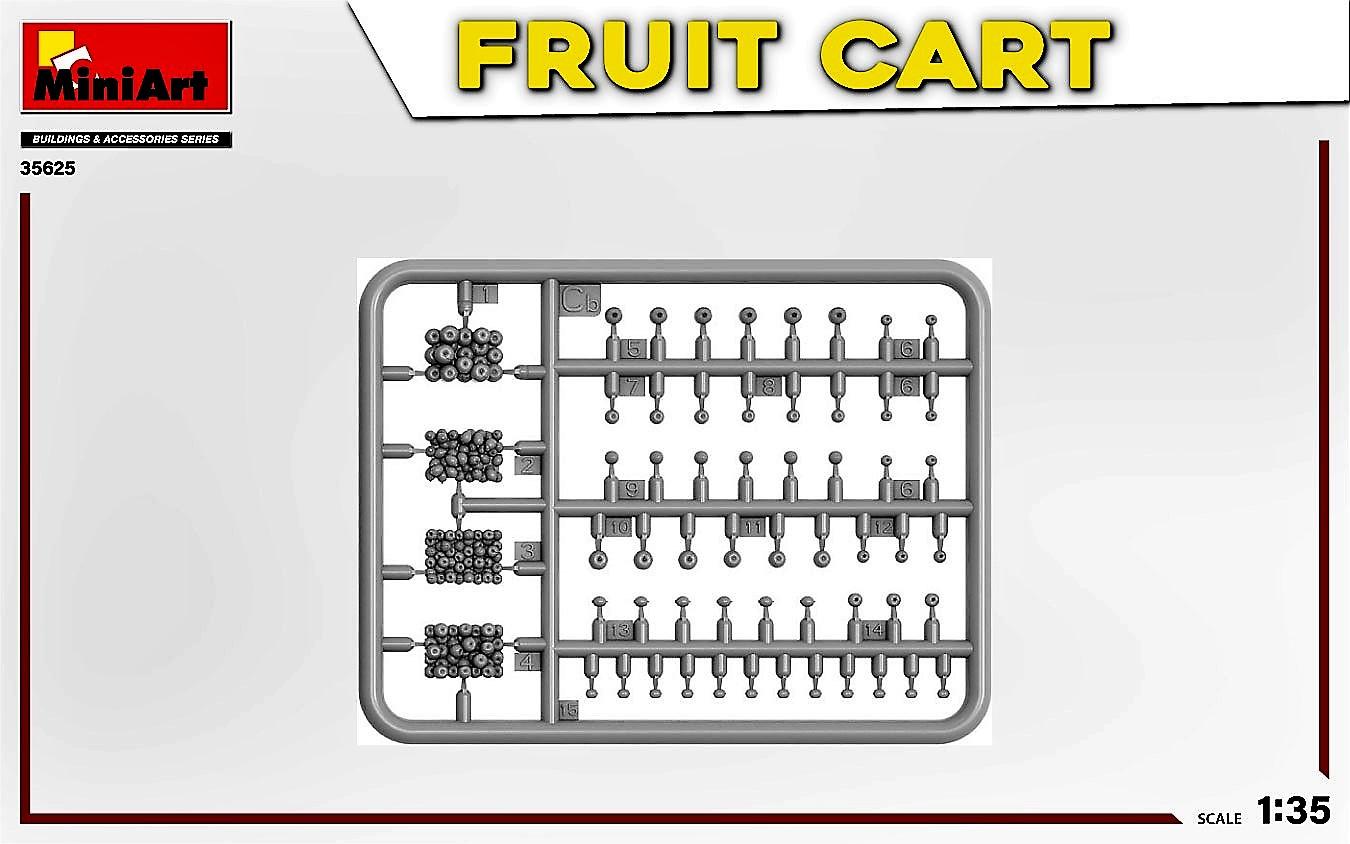 MIniArt-35625-FRuit-Cart-6-1 Demnächst erhältlich: Fruit Cart in 1:35 von MiniArt #35625