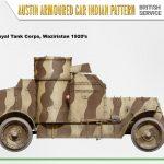 MIniArt-39021-Austin-Armoured-Car-Indian-Pattern-20-150x150 Austin Armoured Car - Indian pattern in 1:35 von MiniArt #39021