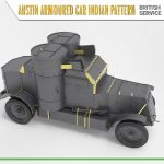 MIniArt-39021-Austin-Armoured-Car-Indian-Pattern-4-150x150 Austin Armoured Car - Indian pattern in 1:35 von MiniArt #39021