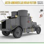 MIniArt-39021-Austin-Armoured-Car-Indian-Pattern-7-150x150 Austin Armoured Car - Indian pattern in 1:35 von MiniArt #39021