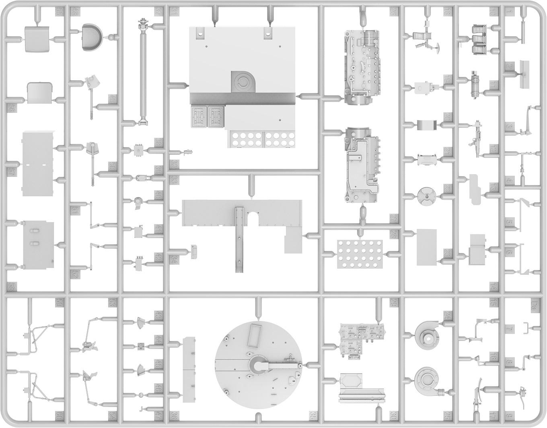MiniArt-35339-Pz.-IV-31 Ankündigung: Pz. Kpfw. IV Ausf. J Nibelungenwerk Mid Prod Sep-Nov 1944 1:35 Miniart (#35339)