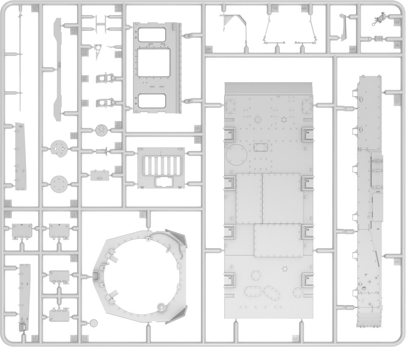 MiniArt-35339-Pz.-IV-37 Ankündigung: Pz. Kpfw. IV Ausf. J Nibelungenwerk Mid Prod Sep-Nov 1944 1:35 Miniart (#35339)
