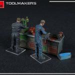 MiniArt-38048-Toolmakers-14-150x150 Toolmakers in 1:35 von MiniArt #38048