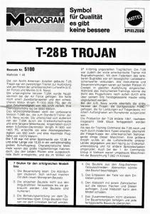Monogram-5100-T-28B-Trojan-33-211x300 Monogram 5100 T-28B Trojan (33)