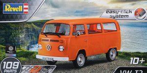 VW T2 BUs in 1:24 von Revell #