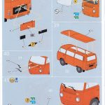REvell-07667-VW-T2-Bus-45-150x150 VW T2 Bus in 1:24 von Revell #07667