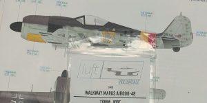 Masken für Walkways in 1:48 von Solid Scale AIR 006