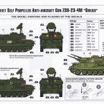Zvezda-3635-ZSU-23-4-Shilka-36-150x150 FLAKpanzer ZSU 23-4M Shilka in 1:35 von Zvezda #3635