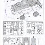Zvezda-3638-BRDM-2-17-150x150 Aufklärungspanzer BRDM-2 in 1:35 von ZVEZDA # 3638