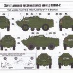 Zvezda-3638-BRDM-2-18-150x150 Aufklärungspanzer BRDM-2 in 1:35 von ZVEZDA # 3638