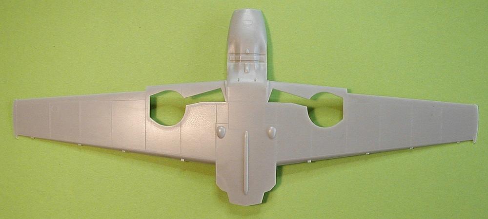 AMG-48711-Messerschmitt-Bf-109-A-1-10 Messerschmitt Bf 109 A-1 in 1:48 von AMG # 48711