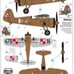 ArmaHobby-40001-PZL-P.11-Bauanleitung-5-150x150 PZL P.11 in 1:48 von Arma Hobby # 4001