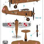 ArmaHobby-40001-PZL-P.11-Bauanleitung-6-150x150 PZL P.11 in 1:48 von Arma Hobby # 4001