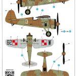 ArmaHobby-40001-PZL-P.11-Bauanleitung-7-150x150 PZL P.11 in 1:48 von Arma Hobby # 4001
