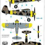 ArmaHobby-40001-PZL-P.11-Bauanleitung-8-150x150 PZL P.11 in 1:48 von Arma Hobby # 4001