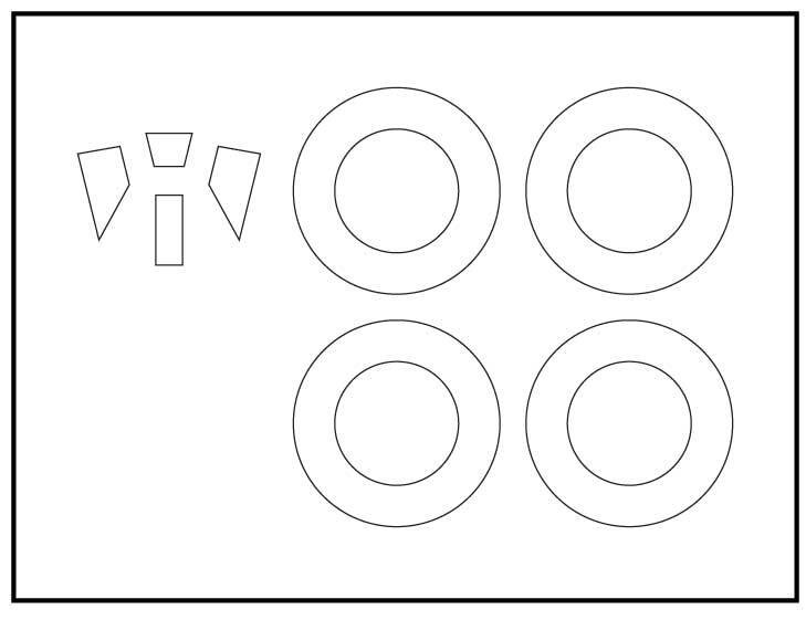 ArmaHobby-40001-PZL-P.11-Maskenschema PZL P.11 in 1:48 von Arma Hobby # 4001