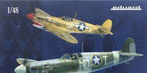 Eagle´s Call: Spitfire Mk. Vb/Vc in 1:48 von Eduard # 11149