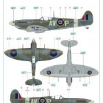 Eduard-11149-Spitfire-Eagles-Call-Dual-Combo-65-150x150 Eagle´s Call: Spitfire Mk. Vb/Vc in 1:48 von Eduard # 11149