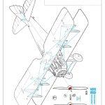 Eduard-2126-Legie-Czech-SPADs-34-150x150 Legie - SPAD XIIIs flown by Czechoslovak pilots 1/72 Eduard #2126