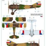 Eduard-2126-Legie-Czech-SPADs-37-150x150 Legie - SPAD XIIIs flown by Czechoslovak pilots 1/72 Eduard #2126