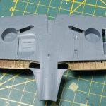 Eduard-481055-Spitfire-Mk.II-Landeklappen-3-150x150 Spitfire Mk. II landing flaps und Mk. I SPACE in 1:48 von Eduard #481055