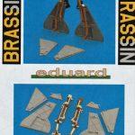 Eduard-648446-Tempest-Mk.-V-undercarriage-BRONZE-13-150x150 Eduard Tempest Mk V Undercarriage legs BRONZE in 1:48 #648446