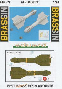 Eduard-648624-GBU-15-9-211x300 Eduard 648624 GBU-15 (9)