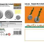 Eduard-648636-wheels-Tempest-Mk.II-p1-150x150 Tempest Mk. II von Eduard/Special Hobby # 648636
