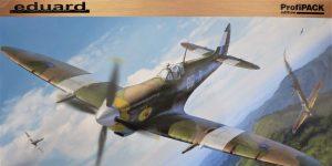 Spitfire Mk. VIII in 1:48 als Eduard ProfiPack Wiederauflage # 8284