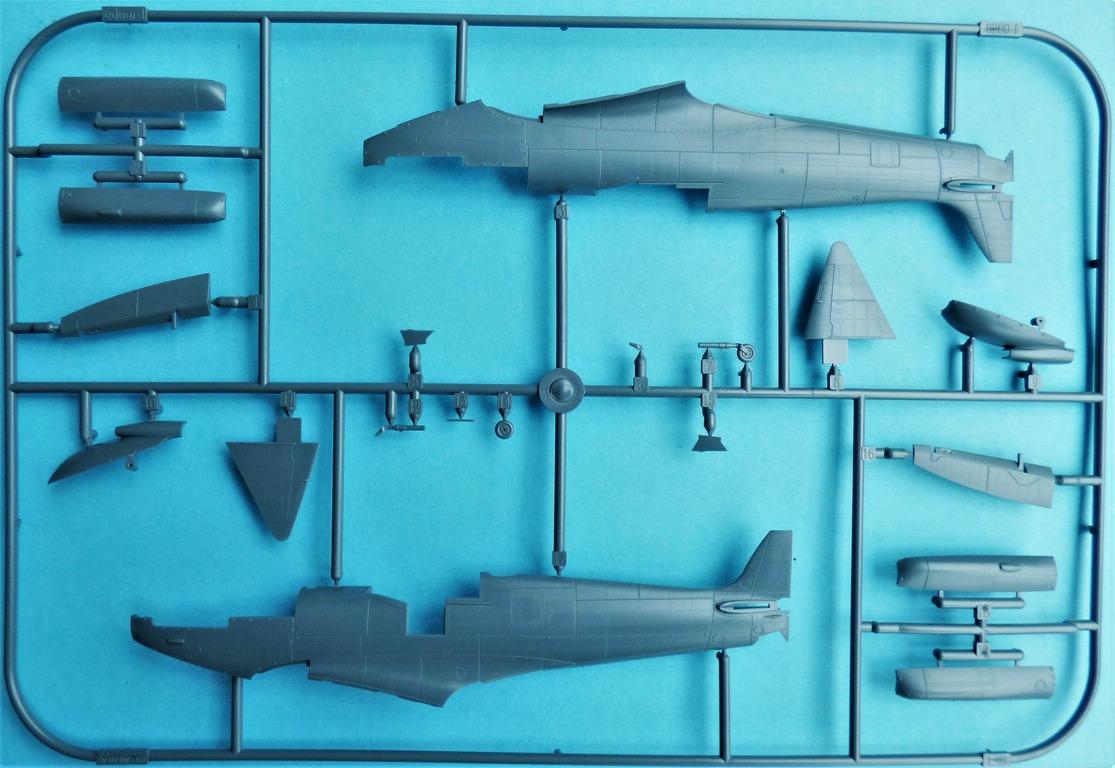 Eduard-8284-Spitfire-Mk.-VIII-ProfiPack-4 Spitfire Mk. VIII in 1:48 als Eduard ProfiPack Wiederauflage # 8284