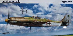 Focke-Wulf Fw 190D-9 WEEKEND in1:48 von Eduard #84102