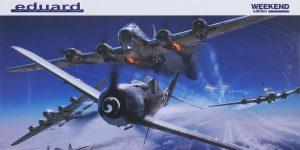 Focke Wulf FW 190 A-8/R2 WEEKEND in 1:48 von Eduard # 84114