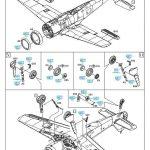 Eduard-84114-Fw-190-A8-R2-WEEKEND-30-150x150 Focke Wulf FW 190 A-8/R2 WEEKEND in 1:48 von Eduard # 84114