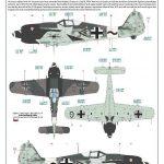 Eduard-84114-Fw-190-A8-R2-WEEKEND-34-150x150 Focke Wulf FW 190 A-8/R2 WEEKEND in 1:48 von Eduard # 84114