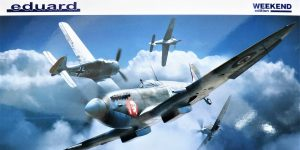 Neue Weekend-Edition der Spitfire F Mk.IX von Eduard #84175