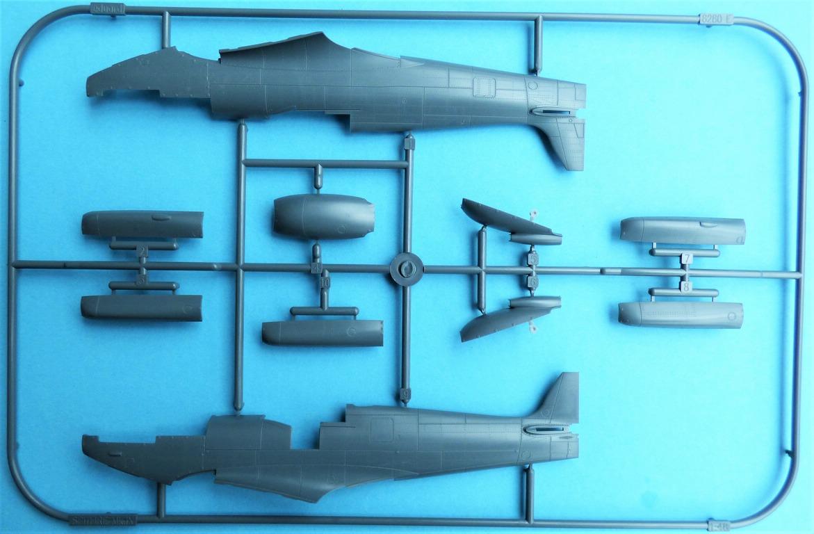 Eduard-84175-Spitfire-Mk.-IX-WEEKEND-13 Neue Weekend-Edition der Spitfire F Mk.IX von Eduard #84175
