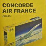 Heller-80445-Concorde-Air-France-10-150x150 Concorde Air France in 1:125 von Heller #80445