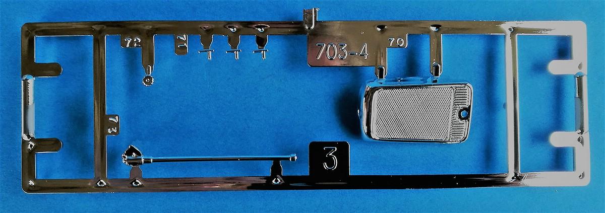 Heller-80703-Citroen-C4-Fourgonette-1928-9 Citroen C4 Fourgonette 1928 in 1:24 von Heller # 80703