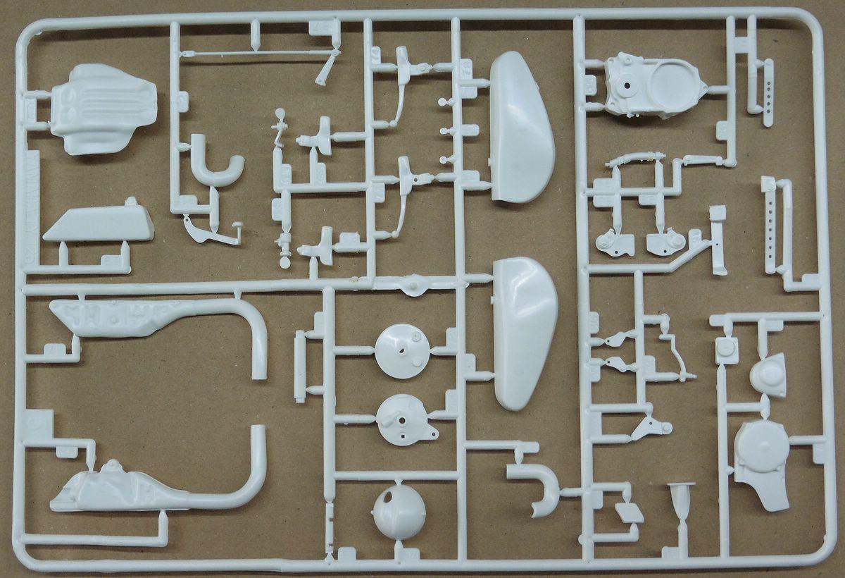 Heller-80902-Yamaha-TY-125-1zu8-10 Yamaha TY 125 in 1:8 von Heller # 80902