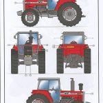 Heller-81402-Massey-Ferguson-2680-12-150x150 Massey Ferguson 2680 in 1:24 von Heller # 81402