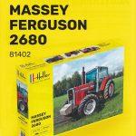 Heller-81402-Massey-Ferguson-2680-3-150x150 Massey Ferguson 2680 in 1:24 von Heller # 81402